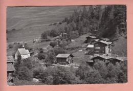 OUDE POSTKAART ZWITSERLAND - SCHWEIZ - SUISSE -   GIESSEN BEI BINN - VS Valais
