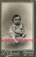 CDV Beau Bébé-photo Cherret à Pithiviers - Photos