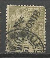 NOV CALEDONIE  N° 34 OBL / Cote 240€ - Usados