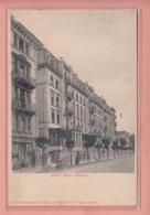 OUDE POSTKAART ZWITSERLAND - SCHWEIZ - SUISSE -  LUZERN - HOTEL BEAU RIVAGE - 1900'S - LU Lucerne