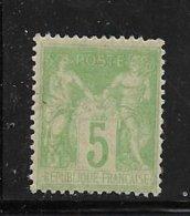 France Type Sage De 1898 N°102 Neuf ** Cote 45€ - 1898-1900 Sage (Type III)