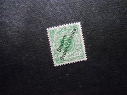D.R.6  5Pf**MNH   Deutsche Kolonien (Deutsch-Südwestafrika) 1898 - Mi 15,00 € - Colony: German South West Africa