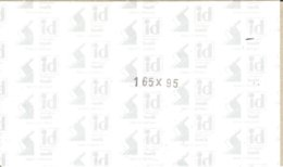 I.D. - Blocs 165x95 Fond Noir (double Soudure) - Bandes Cristal