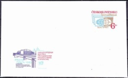 Tchécoslovaquie 1982, Envelope (COB 74), - Enteros Postales