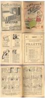 Almanach De Fillette   1937 - Livres, BD, Revues