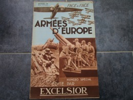 ARMEES D'EUROPE - Le Face à Face (16 Pages) - Riviste & Giornali