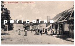 24  Montignac  Sur Vezere  Commerces Place De La Mairie - Francia