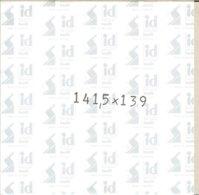 I.D. - Blocs 141.5x139 Fond Noir (double Soudure) - Bandes Cristal