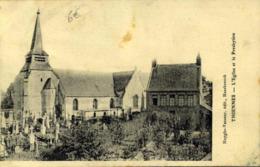 59 THIENNES L'EGLISE ET LE PRESBYTERE / A 576 - Francia
