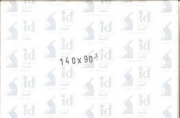 I.D. - Blocs 140x90 Fond Noir (double Soudure) - Bandes Cristal