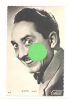 Photo Carte Dédicacée Du Présentateur Radio Zappy MAX En 1955  (b265) - Artistes