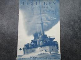 LECTURE POUR TOUS - Exemplaire De Ce Numéro Distribué Sur Le Front (54 Pages) - Riviste & Giornali