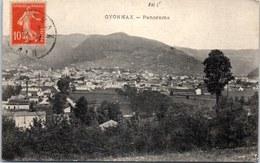 01 OYONNAX - Panorama - Oyonnax