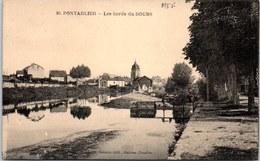 25 PONTARLIER - Les Bords Du Doubs - Pontarlier