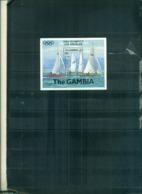 GAMBIA J.O. LOS ANGEKES 1 BF NEUF A PARTIR DE 0.60 EUROS - Gambie (1965-...)