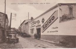 19 / 10 / 219  -  LEZOUX  ( 63 ). GRND  GARAGE, ROUTE  DE  BILLOM - Lezoux