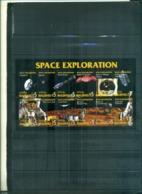 MALDIVES EXPLORATION DE L'ESPACE 12 VAL NEUFS A PARTIR DE 1 EURO - Malediven (1965-...)