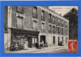 94 VAL DE MARNE - VILLECRESNES La Poste Et L'Epicerie Parisienne - Villecresnes