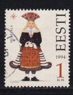 Estonia 1994, Costume, Minr 236, Vfu - Estland