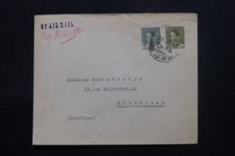 IRAQ - Enveloppe Commerciale De Baghdad Pour Bruxelles  ,affranchissement Plaisant - L 43696 - Irak