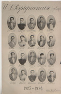 PHOTO  U S PERPIGNAN  1923-1924  USAP RUGBY   CHAUVIN - Perpignan