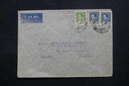 IRAQ - Enveloppe De Baghdad Pour Bruxelles En 1939 , Affranchissement Plaisant - L 43697 - Iraq