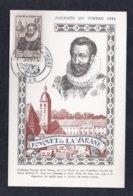 Carte Federale  Journee Du Timbre 1946 Arras - Francia