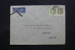 IRAQ - Enveloppe De Baghdad Pour Bruxelles , Affranchissement Plaisant - L 43702 - Irak