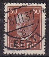 Estonia 1936, Minr 119, Vfu - Estland