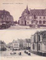 2 CP Montargis : Place Mirabeau - Montargis