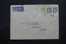 IRAQ - Enveloppe De Baghdad Pour Bruxelles , Affranchissement Plaisant - L 43708 - Iraq