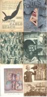 Programme Folies Bergères 1931 - Programmes