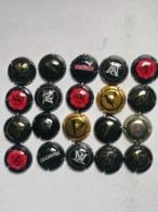 Lotto 20 Capsule Come Da Foto Lot N 3 - Capsules & Plaques De Muselet