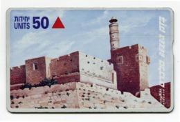 Telecarte °_ Israel-RRz11 - R/V 4789 - Israël