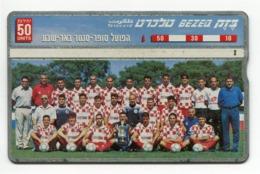 Telecarte °_ Israel-RRz28 - R/V 4177 - Israel