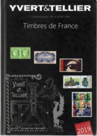 - Catalogue YVERT & TELLIER 2019 - Timbres De France - - France