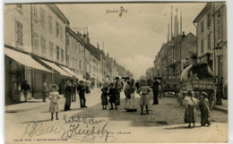 Saint-Dié - Rue D'Alsace - 1905 - Saint Die