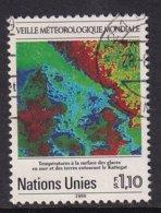 UN Geneve 1989, Minr 177, Vfu - Oblitérés