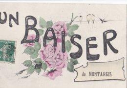 Montargis : Un Baiser De Montargis - Montargis