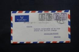 IRAQ - Enveloppe De Baghdad Pour Bruxelles En 1948 , Affranchissement Plaisant - L 43718 - Irak