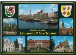 Hansestadt Greifswald /P412/ - Greifswald