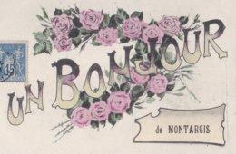 Montargis : Un Bonjour De Montargis - Montargis