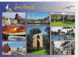 Greifswald In Vorpommern /P412/ - Greifswald