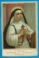 Holycard   St. Theresia - Santini
