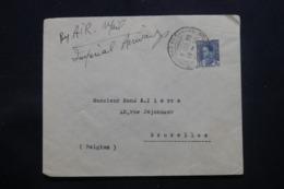 IRAQ - Enveloppe Commerciale De  Baghdad  Pour La Belgique En 1935 , Affranchissement Plaisant - L 43724 - Irak