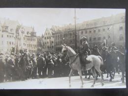 """Postkarte Hitler """"Deutscher Tag 1923"""" Nürnberg RRR! - Briefe U. Dokumente"""