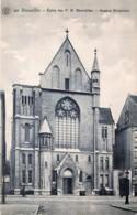 Bruxelles  -Eglise Des P.R. Barnabites - Ave Brugmann - Ixelles - Elsene