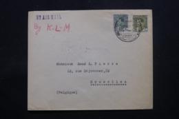 IRAQ - Enveloppe Commerciale De Baghdad Pour La Belgique En 1936 , Affranchissement Plaisant - L 43726 - Irak