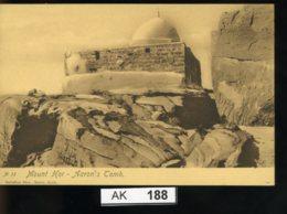 AK188, Syrien, Mount Hor, Aaron's Tomb - Syrien