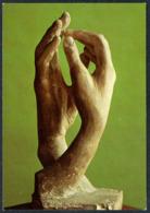 C8752 - Auguste Rodin - La Cathedrale Pierre - Musee Rodin Paris - Skulptur - Sculptures